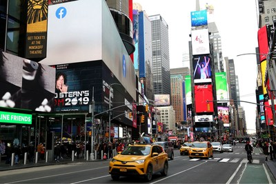 Hefei promotion video is broadcast at New York Times Square.