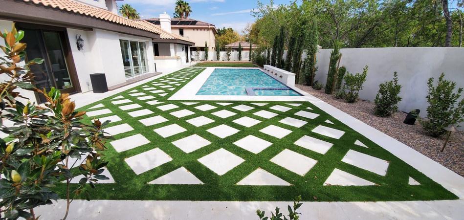Installation by Living Water Lawn & Garden