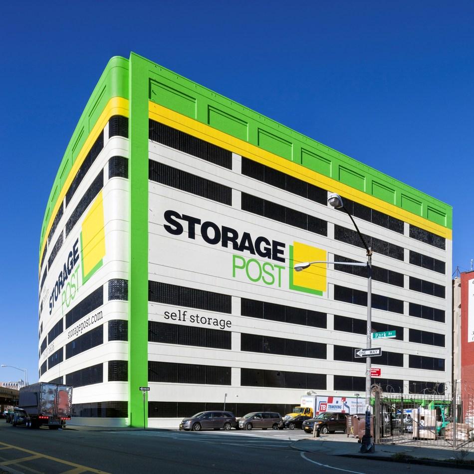 Storage Post Acquires Self Storage Facility In Haledon