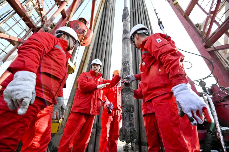 Sinopec Masters Sinomacs ATS I Steerable Drilling System with Major Breakthrough in SLOF Oil Field
