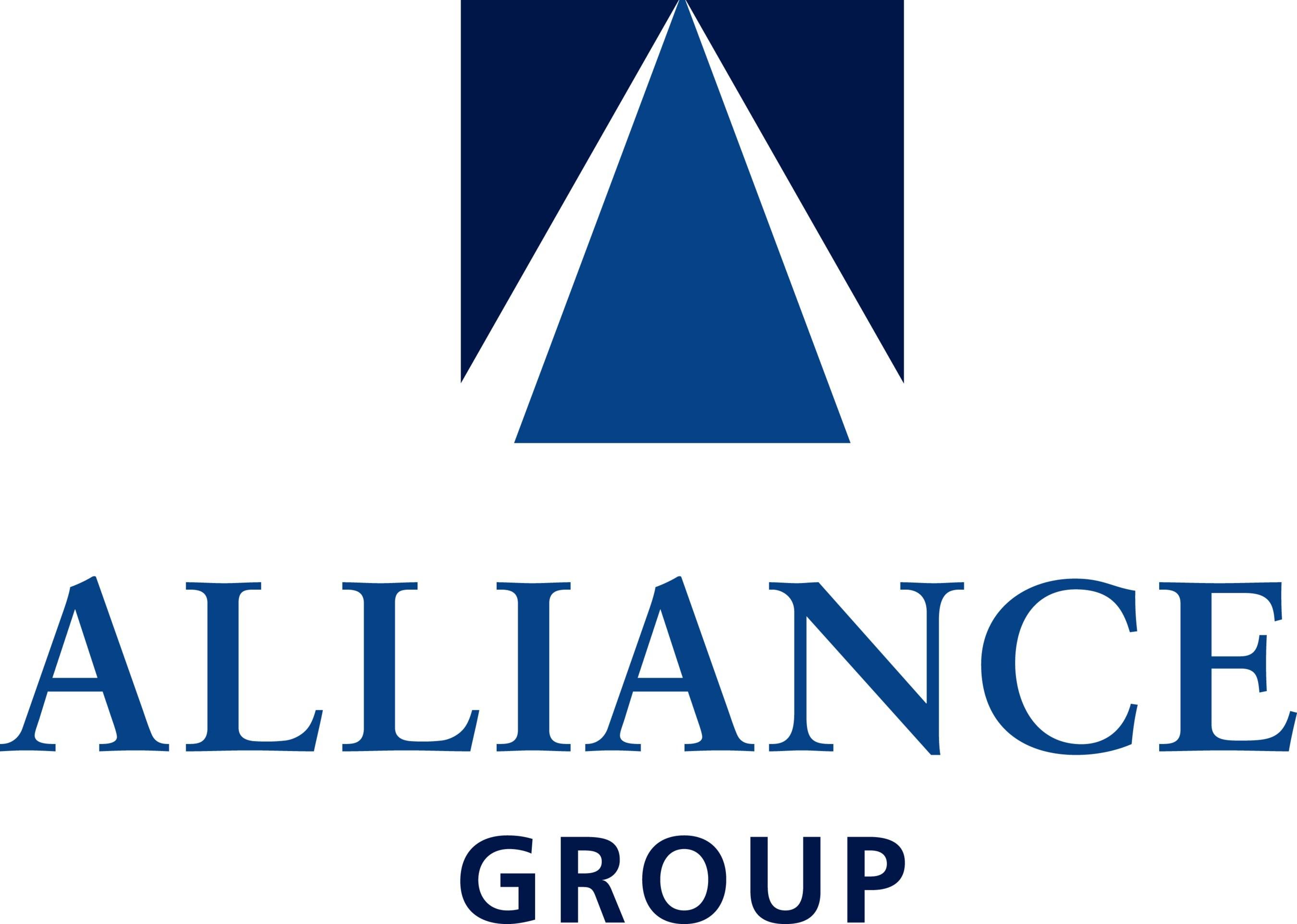ALLIANCE GROUP logo