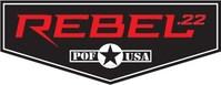 Patriot Ordnance Factory Rebel .22LR Logo
