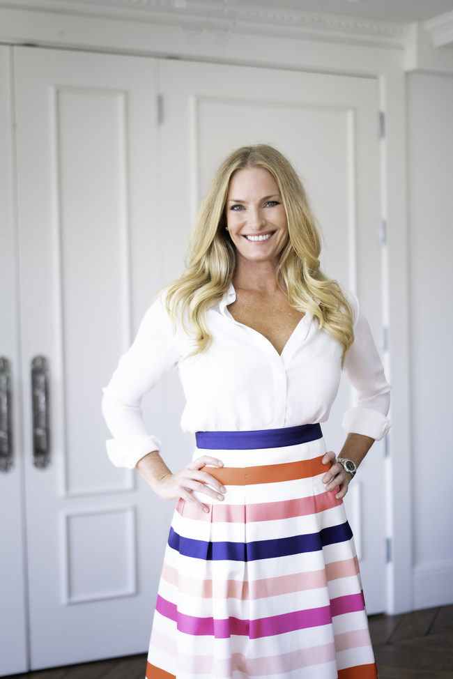 Luxury Experience & Co Founder, Melissa McAvoy