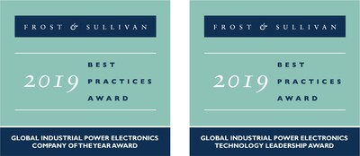 TMEIC Lauded by Frost & Sullivan for Disrupting the Industrial Power Electronics in Everything Market with its Visionary Modular PE System Technology