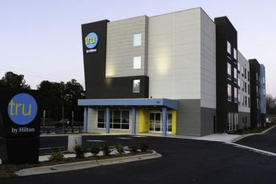 Tru by Hilton Burlington NC