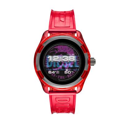 新款Diesel智能手表再次突破设计极限
