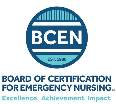 Board of Certification for Emergency Nursing (BCEN) (PRNewsfoto/Board of Certification for Emer)