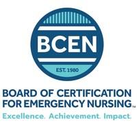 Board of Certification for Emergency Nursing (BCEN) (PRNewsfoto/Board of Certification for Emer)