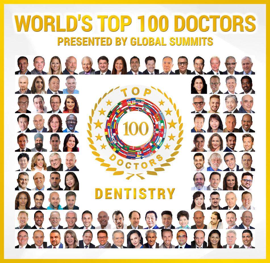 World's Top 100 Doctors