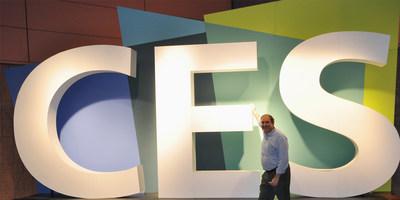 Jim Harris at CES (PRNewsfoto/Jim Harris)