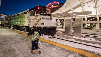 Plan a ski day, weekend, or week and take the Amtrak Winter Park Express from Denver Union Station to the base of Winter Park Resort from January 10 - March 29, 2020. The Winter Park Express runs Fridays, Saturdays and Sundays only.