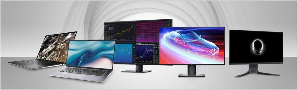 Dell Technologies unveiled new products and software across its premium Latitude, XPS and displays portfolios to help people innovate, collaborate and accomplish more in the next decade.