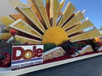 "Dole Packaged Foods ""Sunshine for All"" Float Wins the Queen Award at 2020 Rose Parade®"