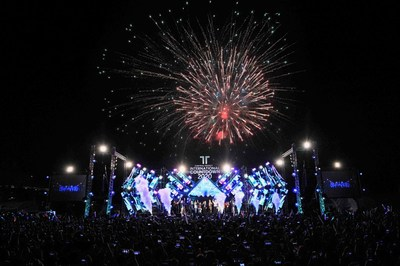 Central Phuket International Countdown - Thailand's global countdown celebration