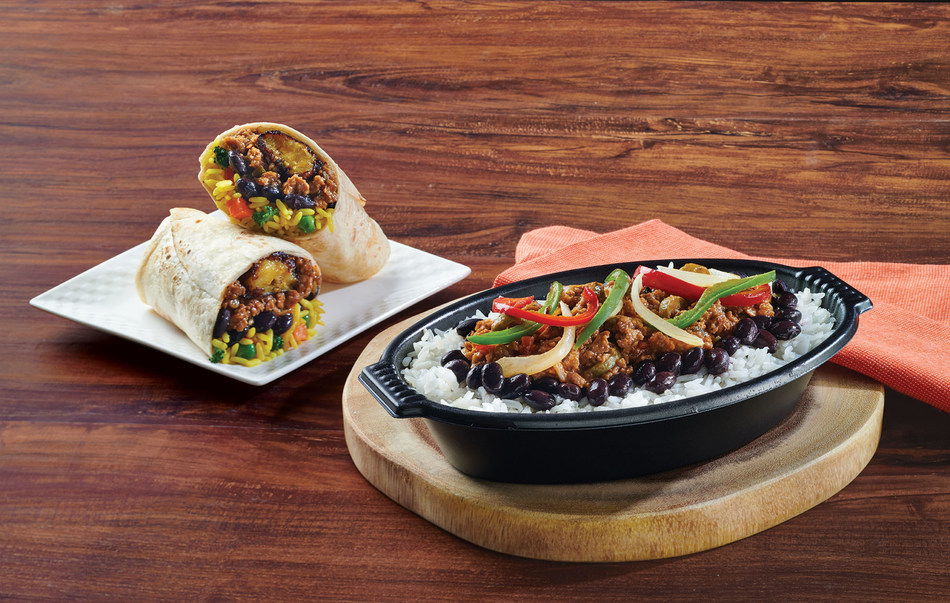 """Pollo Tropical® is taking its bold flavors beyond chicken with the launch of a Vegan Tropichop® and Wrap featuring a """"picadillo"""" made with Beyond Meat®"""