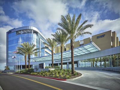 New hospital tower at Sharp Chula Vista Medical Center. Source: Sharp HealthCare