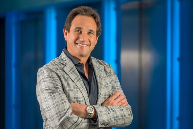 Photo of entrepreneur, investor, and hand surgeon Eric George