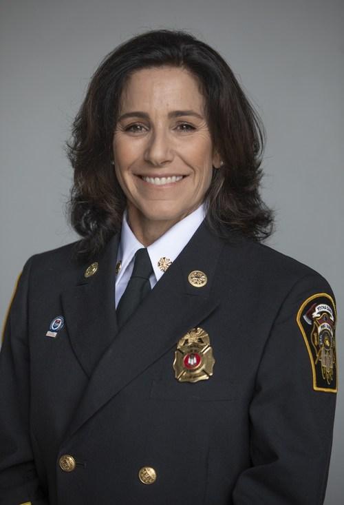 Fire Chief Rebecca Ramirez, Yocha Dehe Fire Department