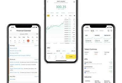 TradeUP app screenshot