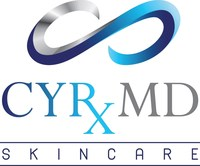 Cyr MD Skincare is a medical grade skin care system developed by Dr. Steven Cyr and wife LeAnn Cyr formally of San Antonio, Texas, who currently reside in Houston, Texas. Products are cruelty free, gluten free, and dermatologist tested. Dr. Cyr is a mayo clinic trained surgeon. (PRNewsfoto/CYRx MD Skincare)