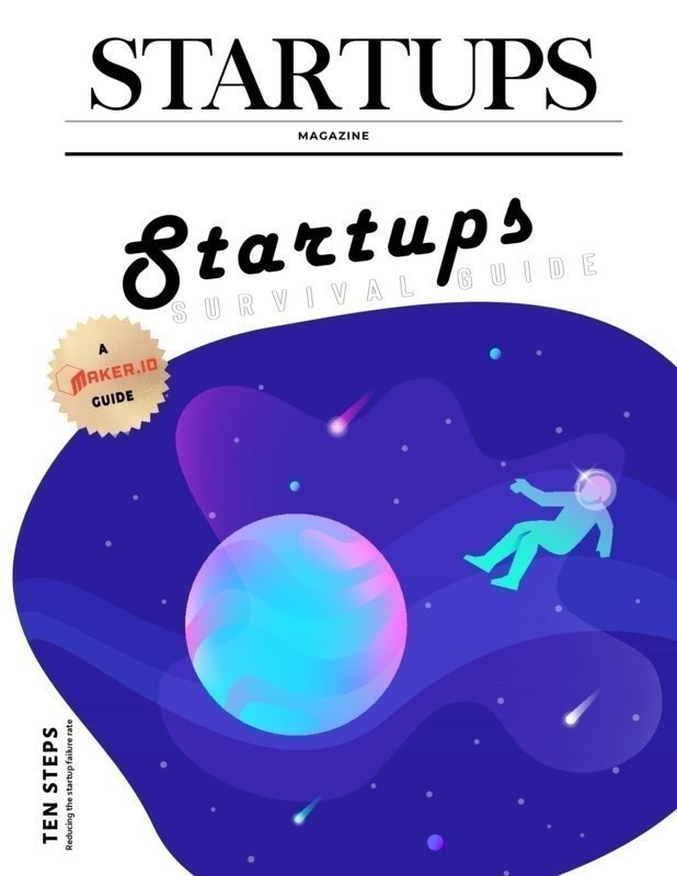The Startups Survival Guide by Digi-Key in conjunction with Startups Magazine will be available for free in Eureka Park at Booth 51253. For those not attending CES, it can also be downloaded at digikey.com/startups.