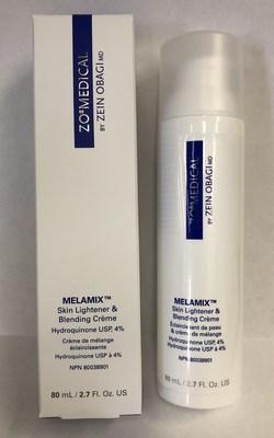 ZO Medical Melamix Skin Lightener & Blending Crème (CNW Group/Health Canada)
