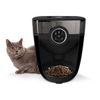 AutoPets Introduces Feeder-Robot, a Wi-Fi Enabled Automatic Cat Feeder