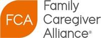 Family Caregiver Alliance Logo (PRNewsfoto/Family Caregiver Alliance)