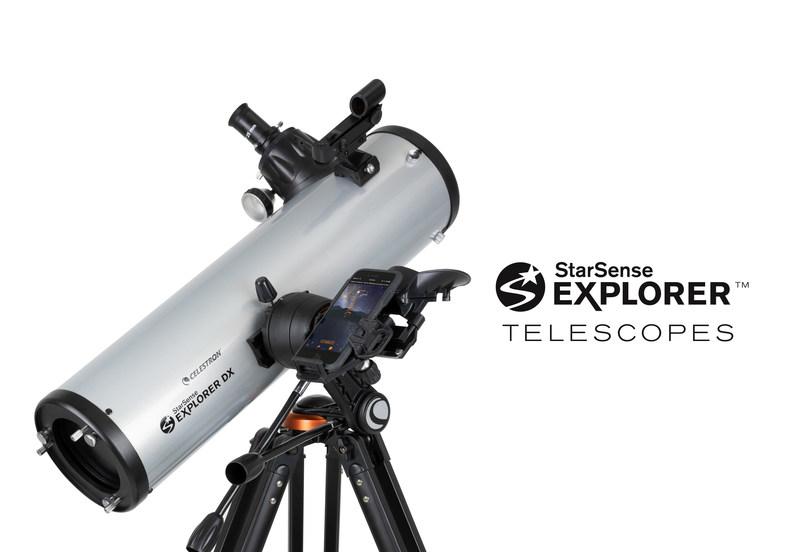 StarSense Explorer™ DX 130mm Reflector