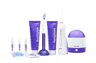 Smile Direct Club Launches New Line Of Oral Care Products Available Exclusively At Walmart