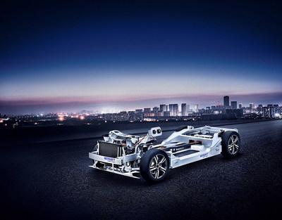 本特勒在2020拉斯维加斯国际消费电子展上亮相其电动汽车驱动系统