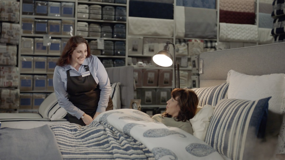 Bed Bath Beyond Launches National Wake Up Happy Advertising