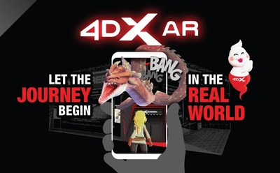 CJ 4DPLEX Unveils Groundbreaking Indoor AR Platform at CES 2020