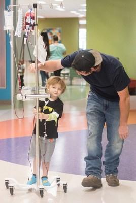 Nathan - Blood Transfusion Recipient