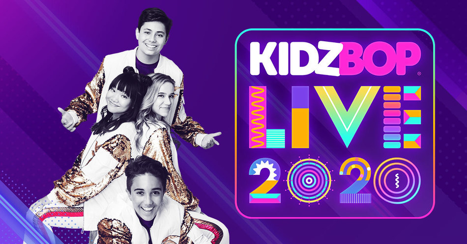 #1 Music Brand For Kids, KIDZ BOP, And Live Nation Announce All-New Tour For 2020
