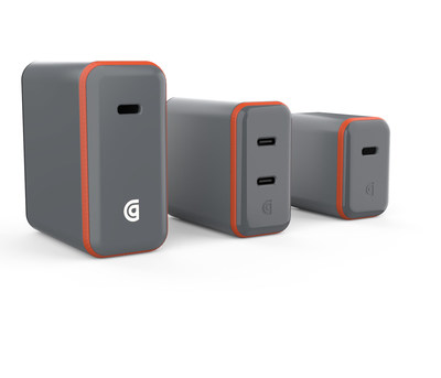Griffin PowerBlock Range of Ultra-Compact USB-C PD Fast Charging Wall Chargers with Gallium Nitride (GaN) Technology