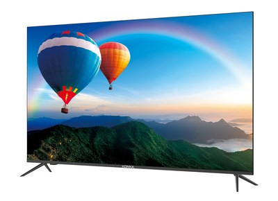 Konka Debuts U5 Series 4K Ultra HD LED TV