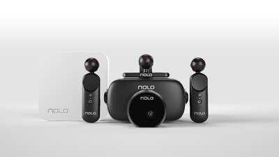 NOLO VR exhibits the most cost-effective 6DoF mobile VR device