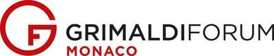 Grimaldi Forum Monaco Logo (PRNewsfoto/Grimaldi Forum Monaco)