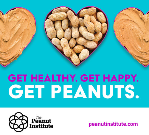 """Peanuts and peanut butter are known as a superfood because they deliver significant health benefits in a small amount. """"Research has shown that the consumption of small amounts of peanuts or peanut butter has been associated with a reduced risk of cancer, heart disease and diabetes,"""" says Dr. Samara Sterling, research director for The Peanut Institute. """"Since peanuts and peanut butter are affordable, it's easy to incorporate either one into a meal or snack."""""""