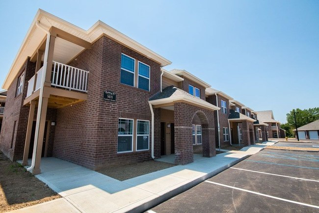 The Gables Greenwood Indiana Apartments Exterior