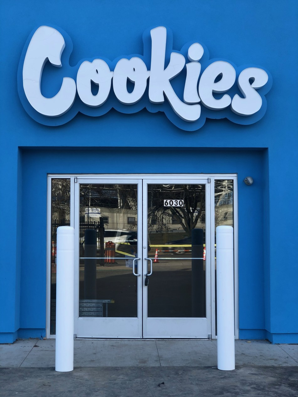 Cookies Michigan opens on January 31, 2020 at 6030 E. Eight Mile in Detroit. In addition to the new Cookies provisioning center, Gage Cannabis will dedicate significant shelf space to the display and sale of Cookies products in their current locations in Ferndale and Adrian, as well as its soon-to-open locations in Lansing, Kalamazoo, Battle Creek, Bay City, Grand Rapids, Traverse City, Centerline, among others.
