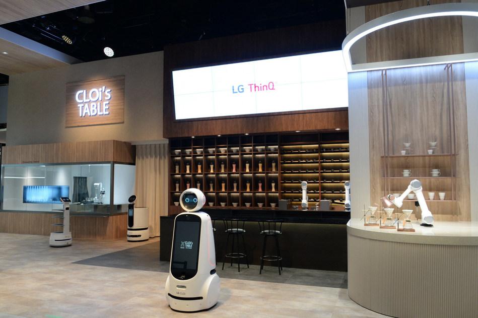 LG dévoile au ces 2020 un nouveau cadre pour faire progresser la technologie d'IA (Groupe CNW/LG Electronics Canada)