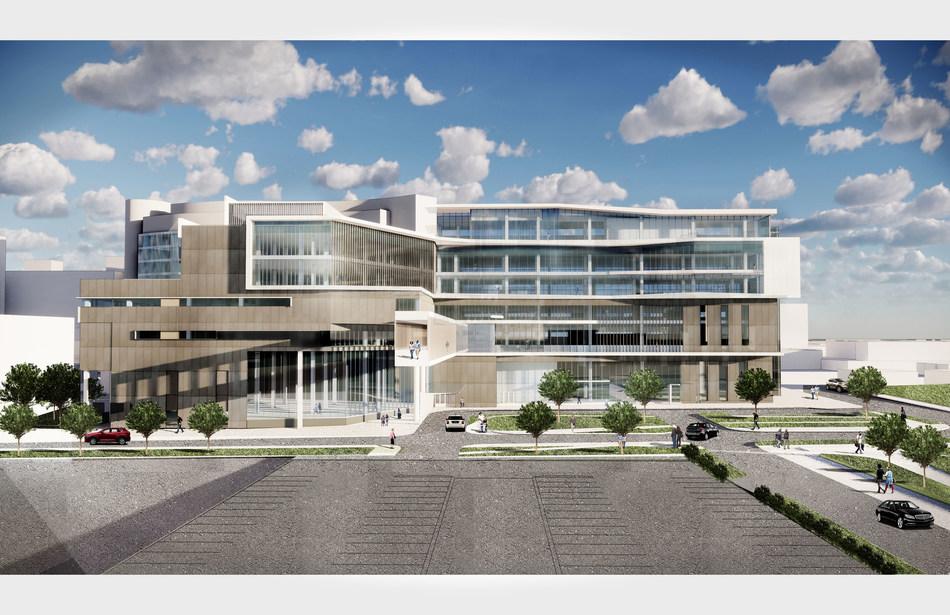 Rendering: Orlando Health Jewett Orthopedic Hospital