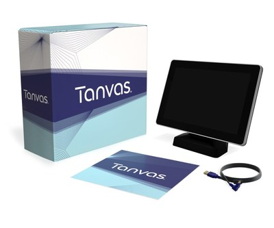 """The TanvasTouch Desktop Development Kit includes everything you need to create software-defined textures and haptic effects that can be felt with the swipe of a finger. Experiment with your own custom textures and effects before rolling out TanvasTouch surface haptic technology in your commercial application. The full solution includes a 10.1"""" multi-touch display, 5 hours of dedicated support from Tanvas experts, software, tools and training including C#, C and C++ APIs and a reference library."""