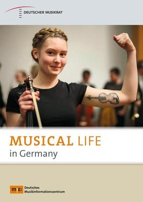 德国音乐信息中心出版英文版《德国音乐生活》