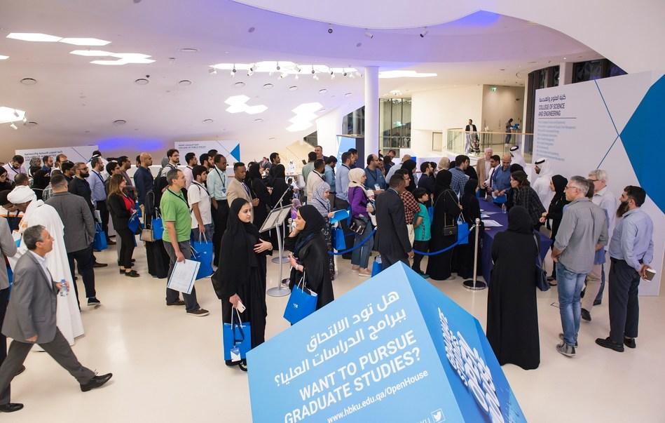Hamad Bin Khalifa University Opens 2019-2020 Admissions Cycle (PRNewsfoto/Hamad bin Khalifa University)