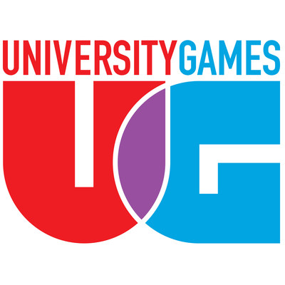 New University Games company logo (PRNewsfoto/University Games)