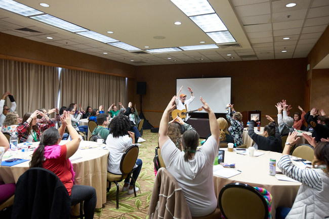 RMECC offers 11 professional development tracks and over 150 workshops.