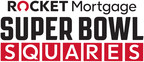 As Part of Multi-Year NFL Sponsorship Rocket Mortgage Launches Free Super Bowl Squares Sweepstakes, Giving Away More Than $1 Million in Cash Prizes